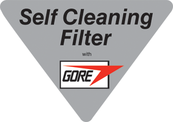 Self Cleaning Filtration